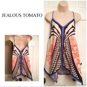 Jealous Tomato